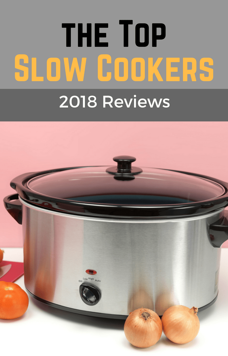 buying guide to the best slow cooker 2018 simpler and. Black Bedroom Furniture Sets. Home Design Ideas