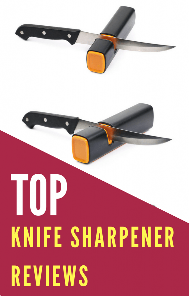 Intro image to the best knife sharpener Australia reivew guide.
