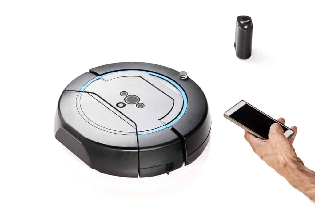 Example robot vacuum to help illustrate the robot vacuum reviews australia 2020 and what they offer.