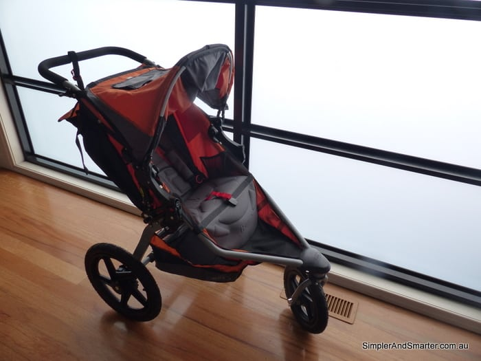 The BOB revolution is one of the best affordable prams I've owned in this list of best strollers 2020 Australia