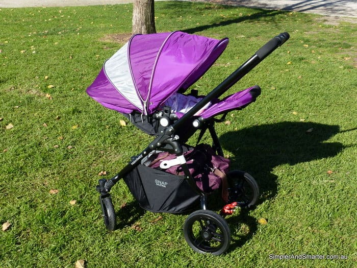 one of my personal top 5 prams is the valco snap in stroller reviews Australia