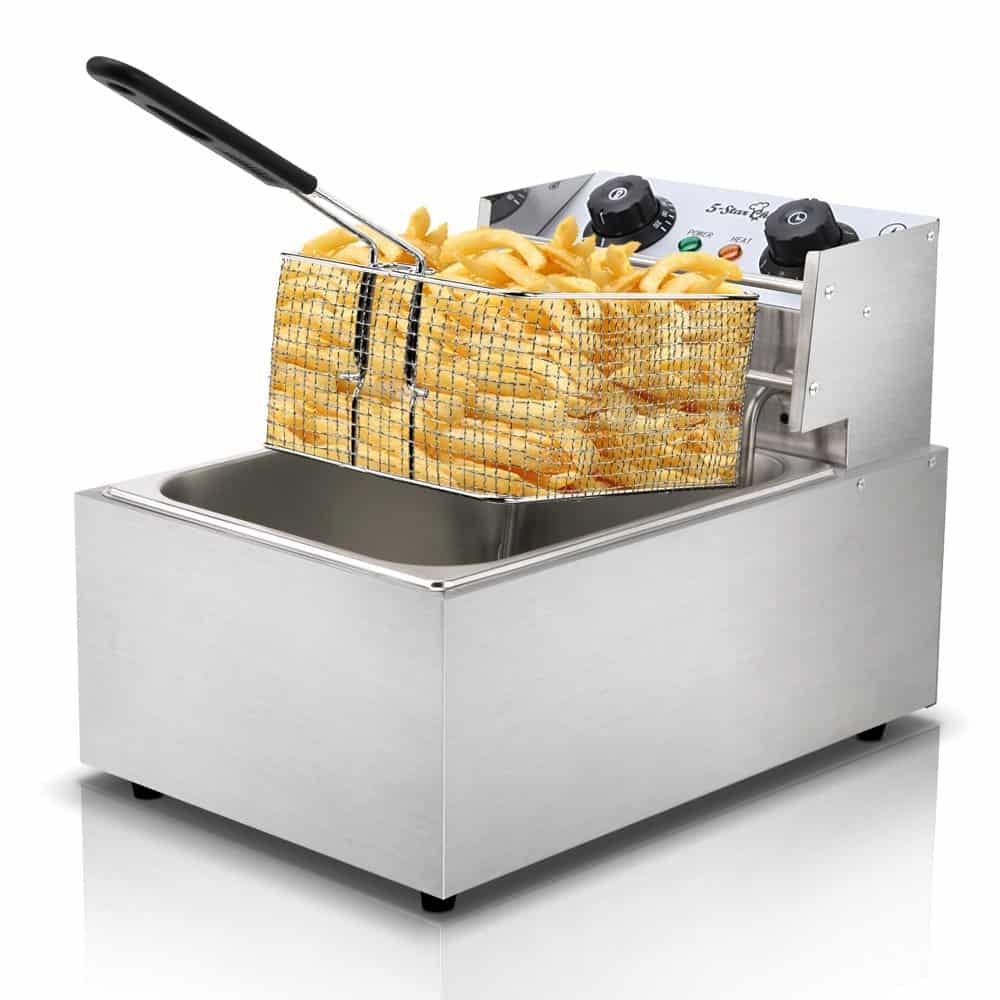 domestic deep fryer