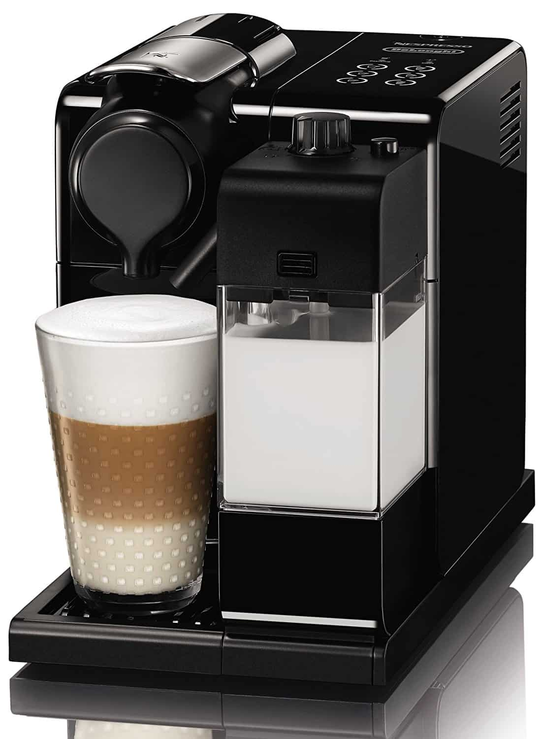 A picture of a typical Nespresso coffee machine which is still perhaps the best coffee machine australia 2019 has despite the influx of competitors.