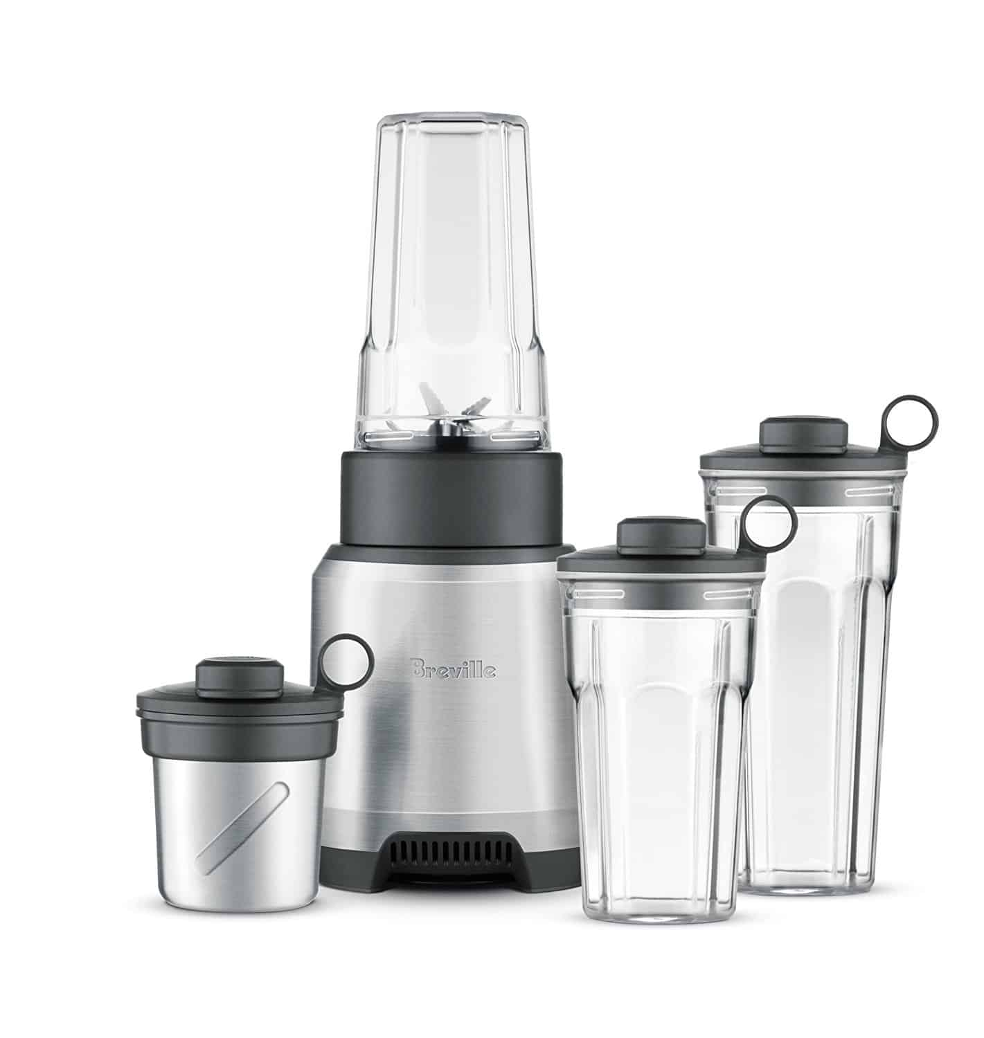 Make great smoothies with the Breville smoothie maker.