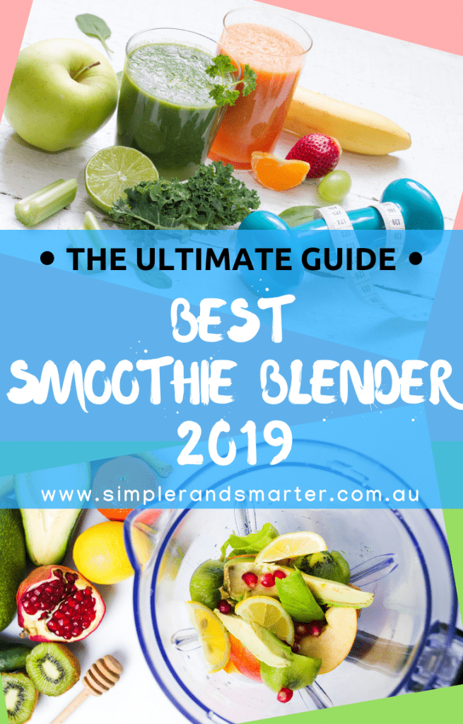 What is the best smoothie blender amazon offers?