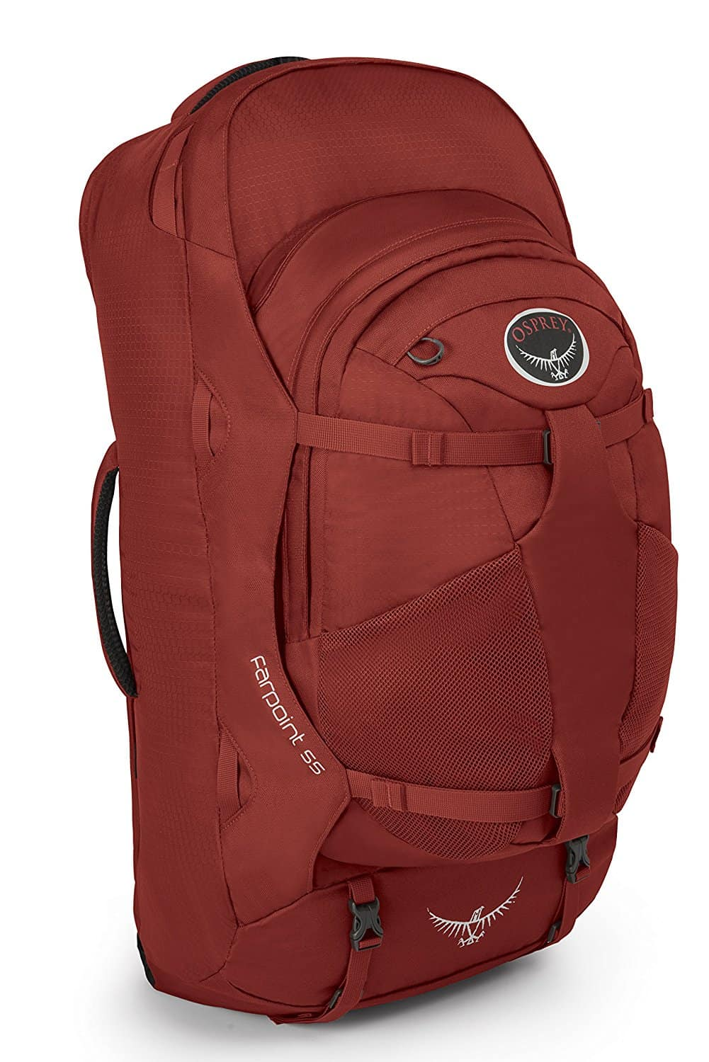 fccf13c12b Top Travel Backpack 2019 Reviews. Osprey Packs Farpoint 55 Travel Backpack  Review