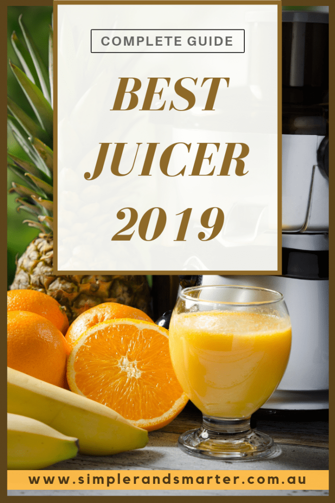 Which is best juicer or smoothie maker?