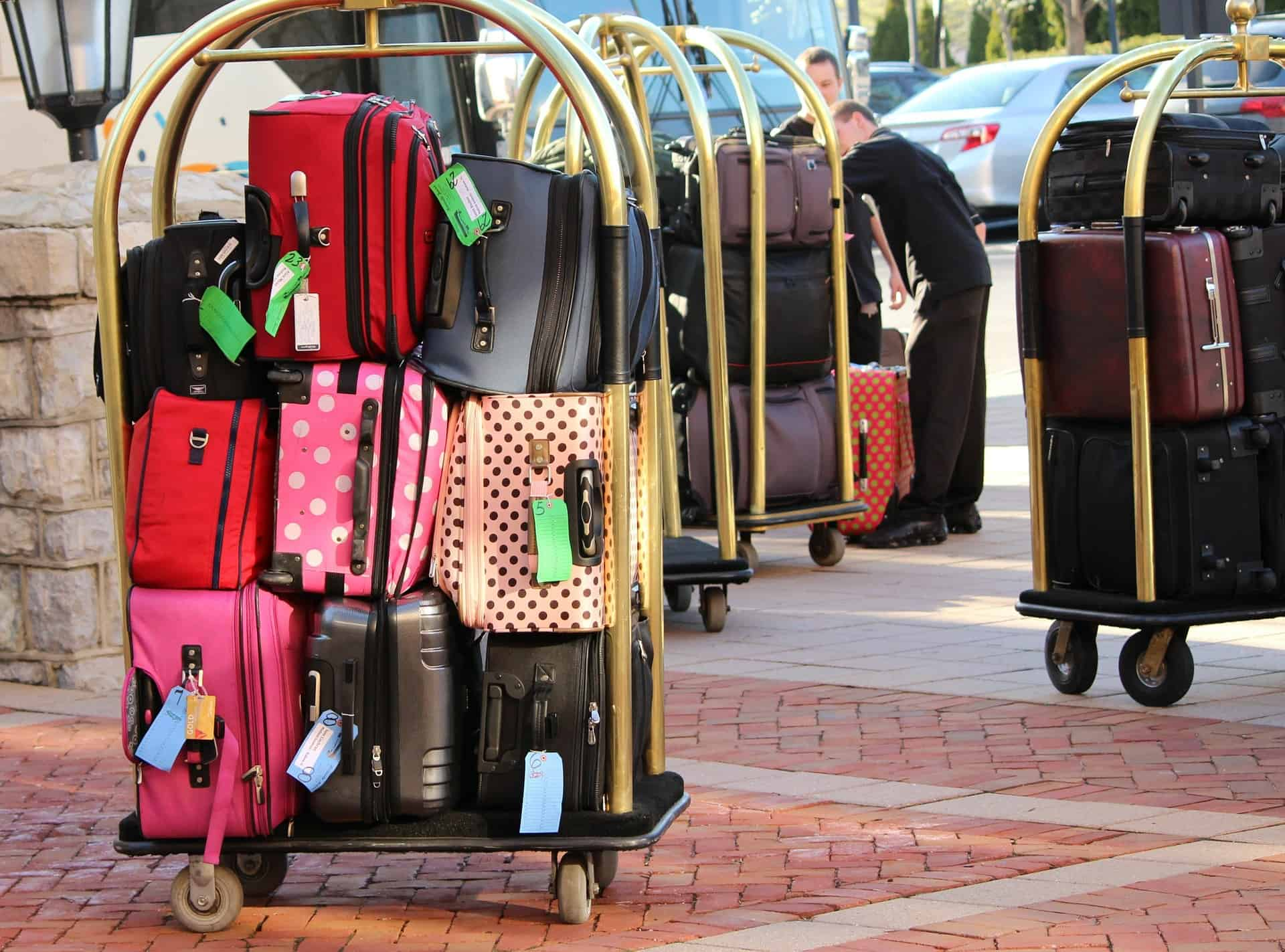 What is the best suitcase for business travel?