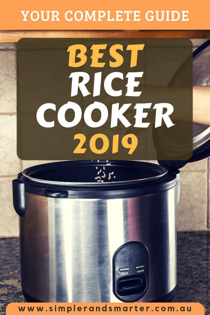 Australian Guide To Choosing The Best Rice Cooker 2019