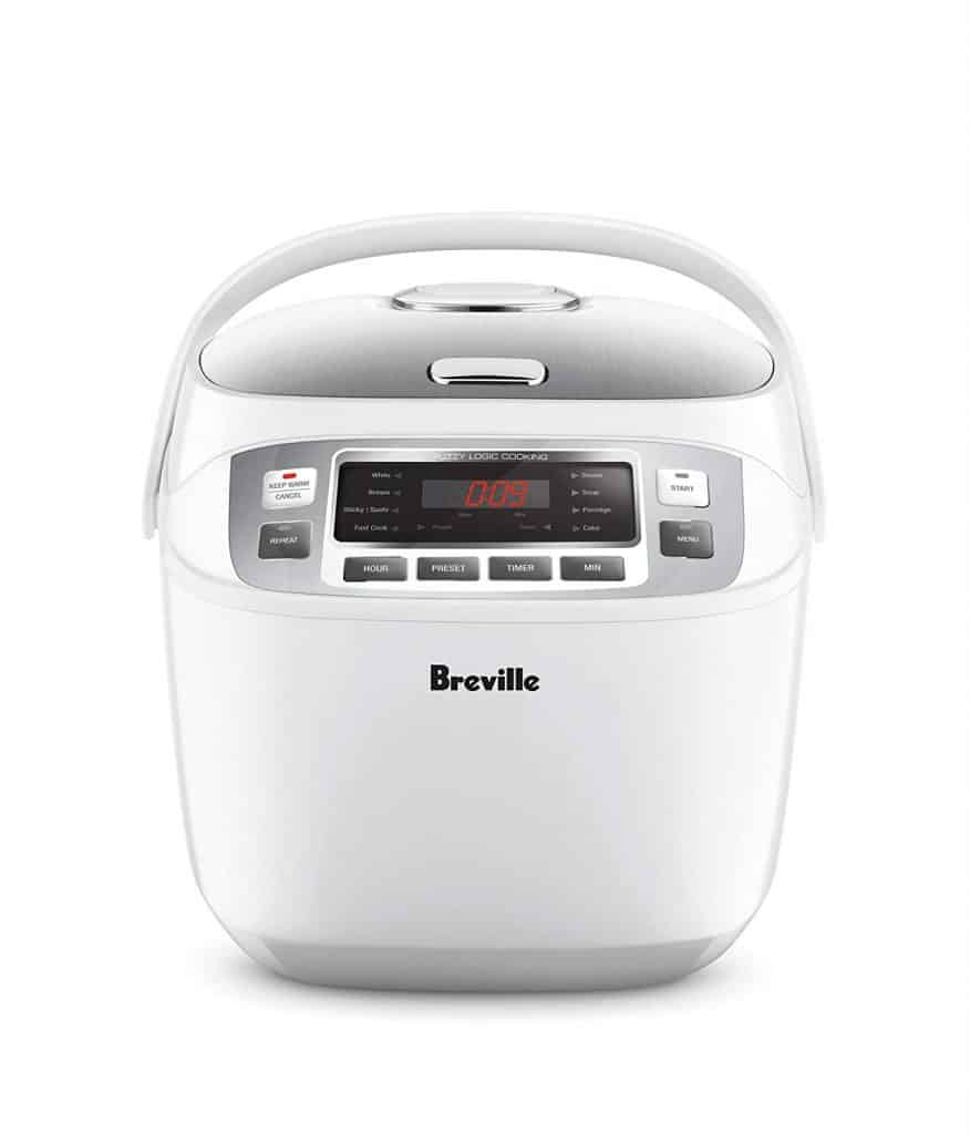 ceramic rice cooker Australia in this Breville the smart rice box lrc480wht review