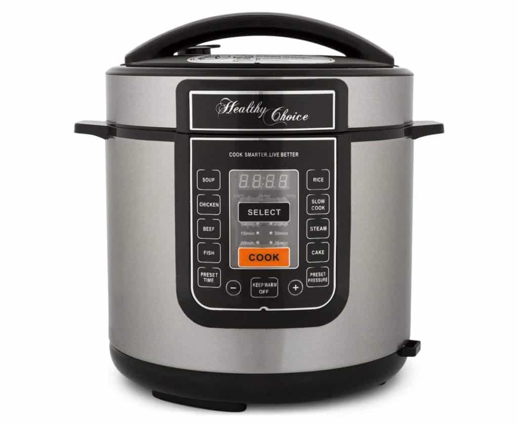 whats the best pressure cooker