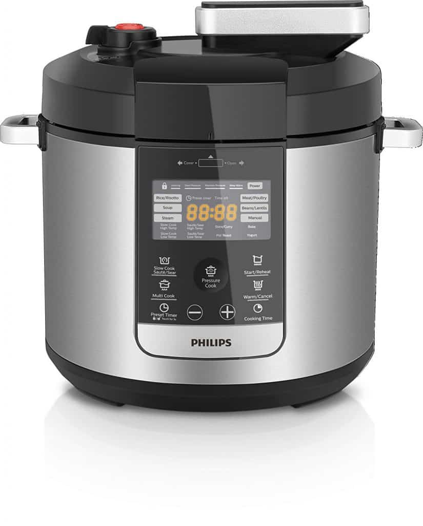 Best Electric Pressure Cooker 2020.Ultimate Guide To Choosing The Best Pressure Cooker 2020 In