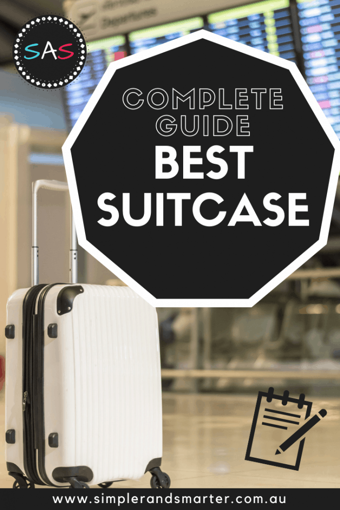 What's the best suitcase for international travel?