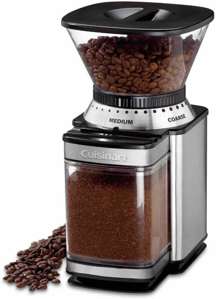 best coffee grinder for automatic drip
