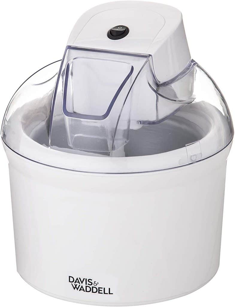 davis & waddell electric ice cream maker review