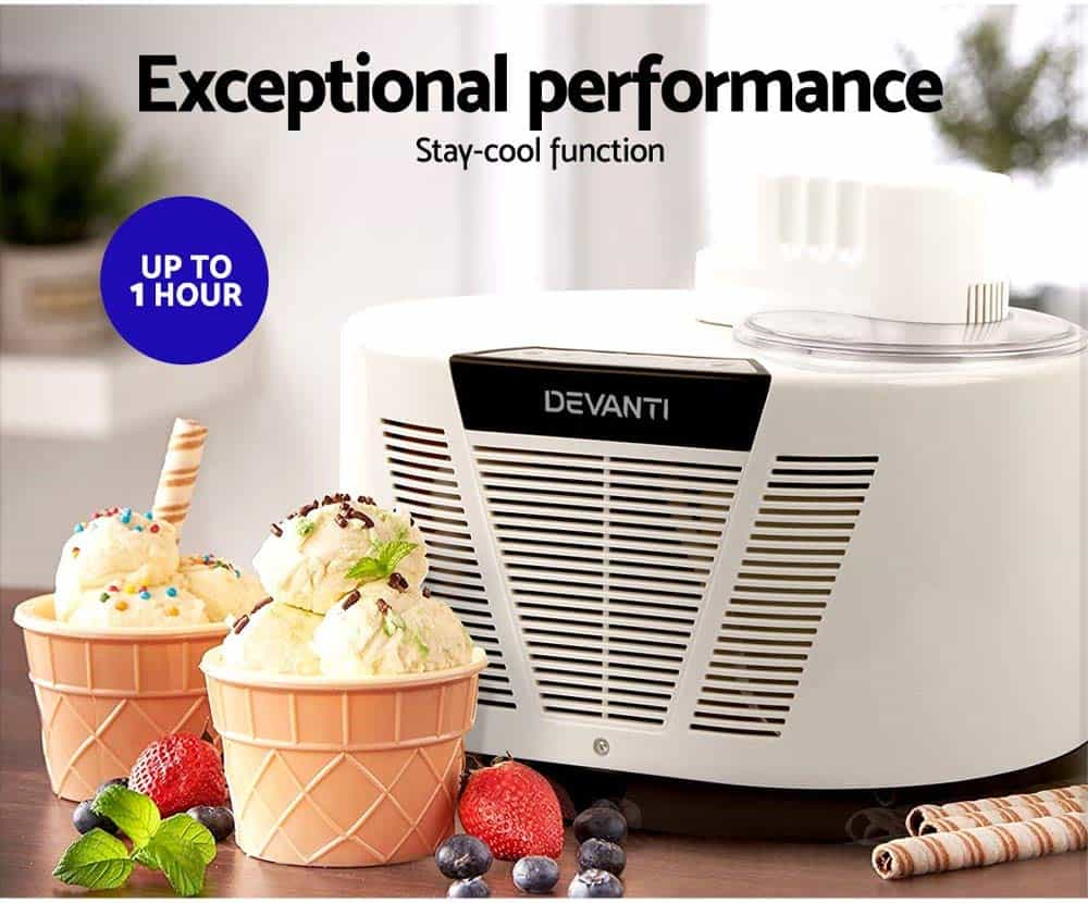 best icecream maker and icecream makers