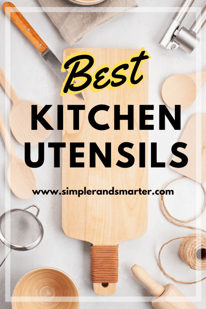 Best Kitchen Gadgets 2020.The Ultimate Kitchen Utensils List 2020 Simpler And Smarter