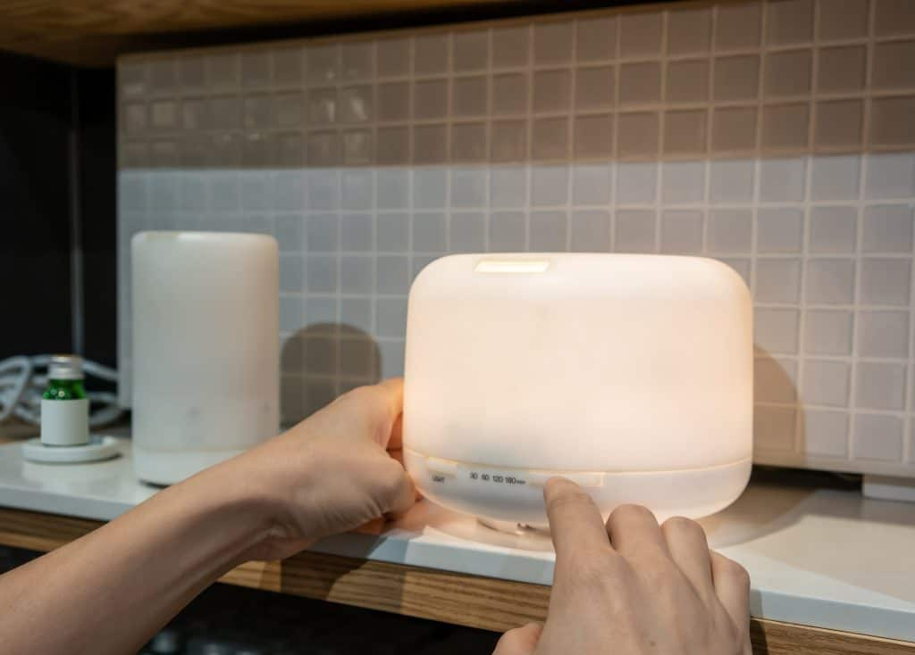 ultrasonic aroma diffuser review