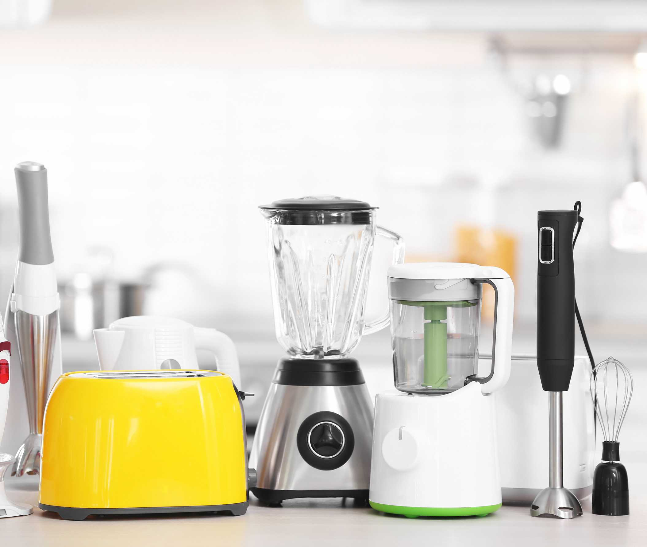 Our Ultimate List Of The Best Kitchen Appliances For 2019