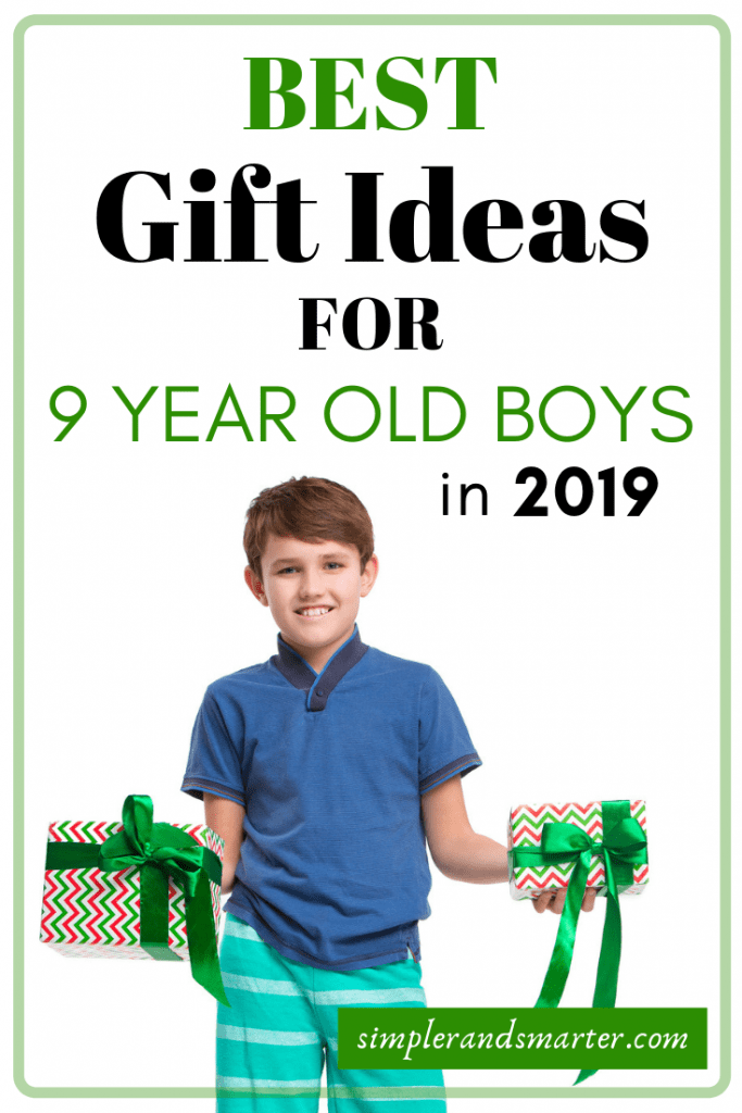 What To Gift A 9 Year Old Boy