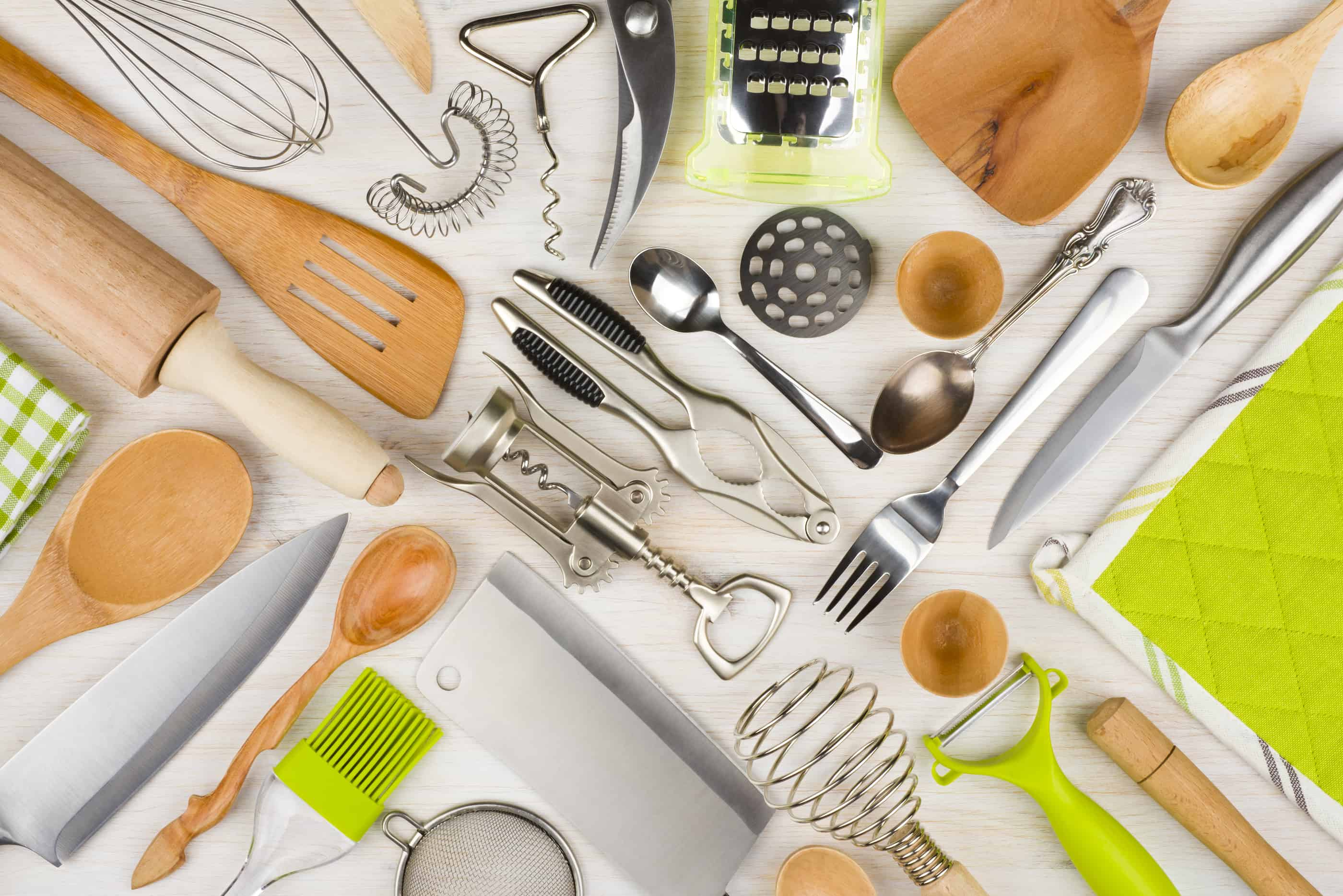The Ultimate Kitchen Utensils List 2020