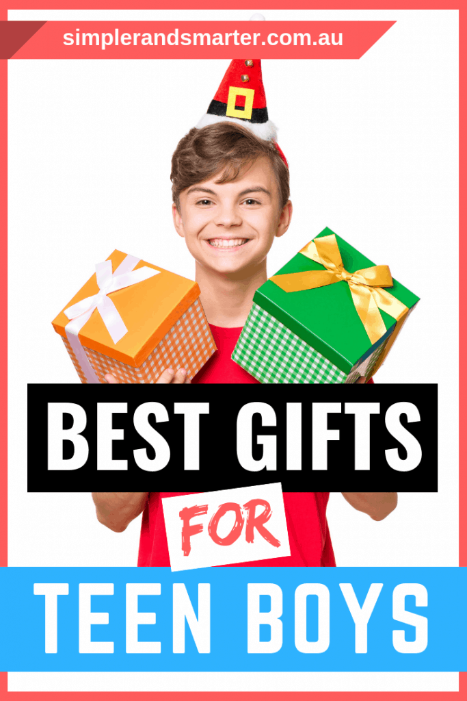 The Foolproof List Of Best Gifts For Teen Boys In Australia Simpler And Smarter