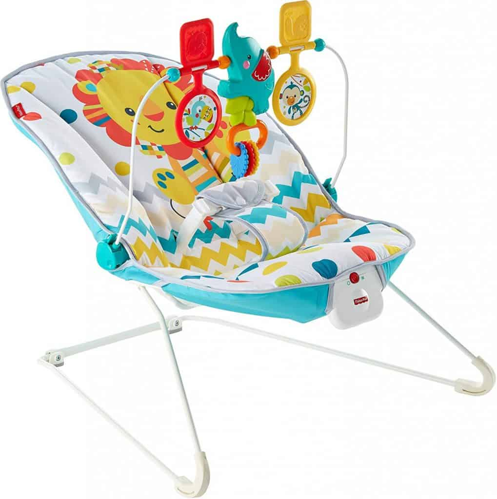 fisher price bouncer review