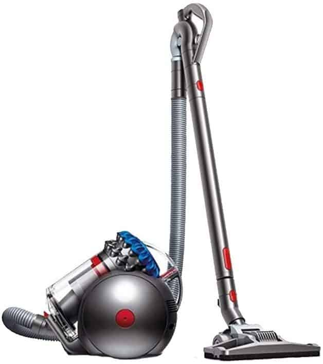 cylinder vacuum cleaner review