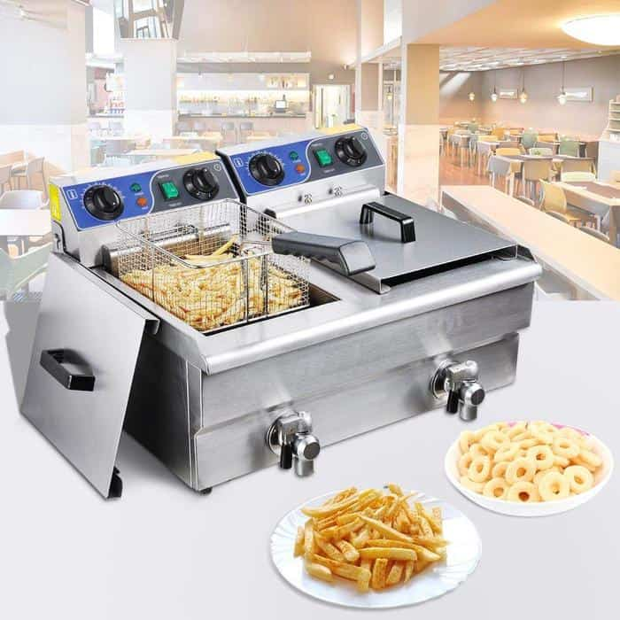 best deep fryer 2020 Australia and a chip pan Australia
