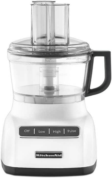 kitchenaid 7-cup food processor review