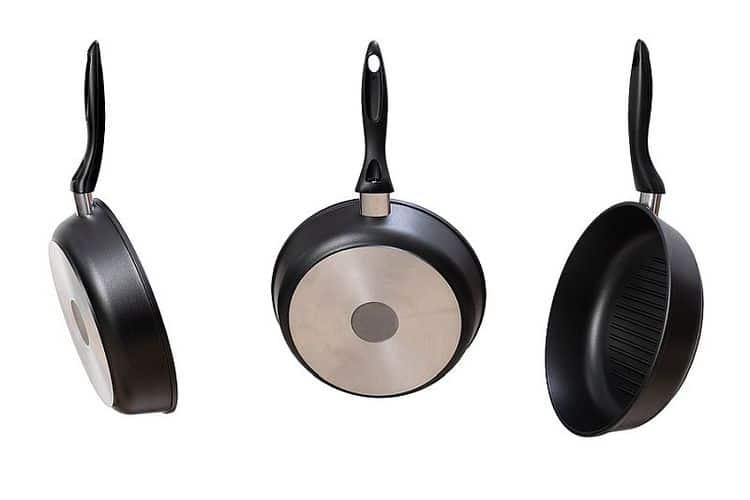 A Set Of Pans