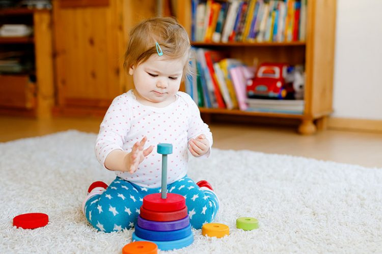 Best Toys For 6 Month Old