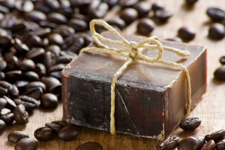 melt and pour soap recipes coffee